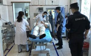 暖闻|浙江考生赶考遇车祸想先考试后手术,护考特警两次接送