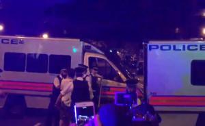 伦敦再遇货车冲撞行人:已致1死多伤