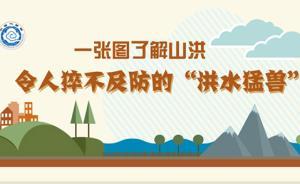 暴雨致门头沟局地山洪,北京市气象局发布自救指南
