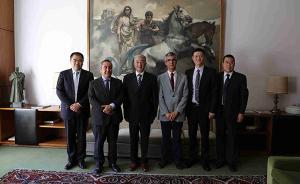 中国社科院大学与里斯本大学等三所国外名校达成多项合作意向