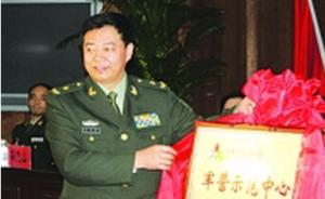 中部战区陆军政治工作部主任鲁世胜转任战区陆军纪委书记