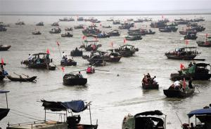 中国最大淡水湖三个月禁渔期结束,共查处非法捕捞案314起