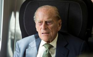 外媒:英国女王丈夫菲利普亲王因病住院