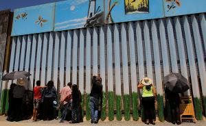 """特朗普:把美墨边境墙修成太阳能墙,""""墙修得越高越有价值"""""""