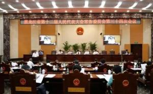 黑龙江省委常委贾玉梅兼任副省长,魏新刚任省卫计委主任