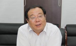 """阜阳市委书记于勇被网友喊""""老于头"""",自称网络是第三只眼睛"""