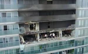 杭州豪宅纵火案现场:三个孩子躺在妈妈身边,消防员当场落泪