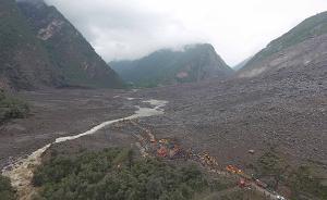 专家:5·12地震后,四川所有山体都有松动且稳定性降低