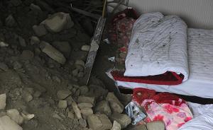 茂县少年外出学厨逃过垮塌:爸妈爷奶被埋,想给他们做顿饭