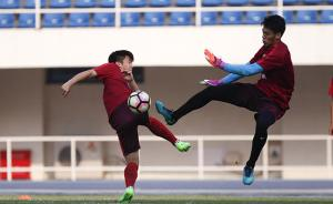 中国足协:中国U20男足计划参加德国联赛,正与德方洽商