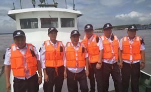 """从捕鱼人变""""护渔人"""",安徽安庆6渔民协助渔政部门巡护江豚"""