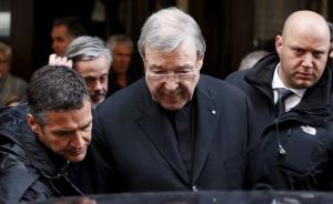 澳大利亚红衣主教被警方指控涉多项性侵,系梵蒂冈三号人物