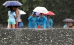 中国气象局:南方持续降雨让鄱阳湖面积比5月下旬增大43%