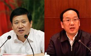 王祥喜、李乐成跻身湖北省委常委