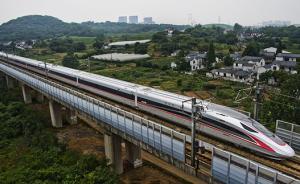 """京沪高铁运营6年见证""""中国速度"""",改变的不仅仅是京沪两地"""