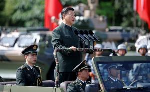 习近平检阅驻港部队:20支方队、3000多名官兵受阅