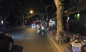 共享单车破与立①|上海一日:从早高峰到夜晚,有忙碌有浪漫