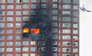 杭州豪宅大火警示:高楼家庭火灾如何逃生自救
