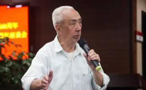 """著名京剧表演艺术家厉慧森逝世,京剧""""厉家五虎""""成绝唱"""
