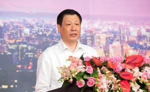 应勇和台北市长柯文哲出席上海台北城市论坛开幕式并分别致辞