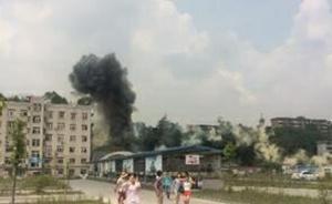 四川一研究院废旧气瓶爆炸,医护人员现场救治时又遇爆炸