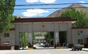 原第12集团军副军长倪文鑫升任西藏军区副司令员