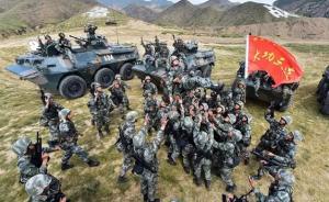 """英模连队""""大功三连""""隶属陆军第83集团军,并将整建制移防"""