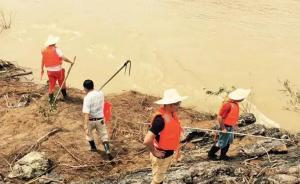 江西修水两名抗洪干部落水失联超十日,当地:尽全力直至找到