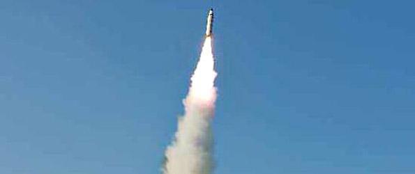 外交部:反对朝鲜违反安理会决议发射导弹