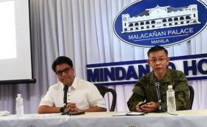 菲军方称外国势力参与南部恐怖组织:击毙恐怖分子中有外国人