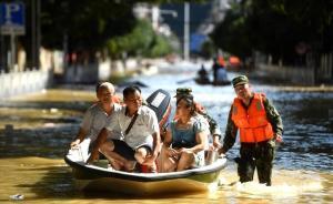 财政部、民政部安排八千万元支持广西洪涝灾害群众救助工作