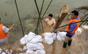 长江迎来第1号洪水:湖北举水流域出现溃口,桐城有溃堤险情