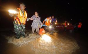 武汉新洲堤坝决口1800人疏散,暂无人员伤亡报告