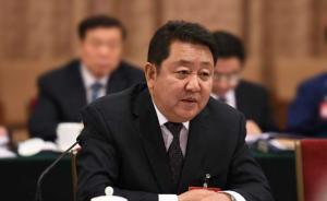 冯玉臻任内蒙古呼和浩特市代市长