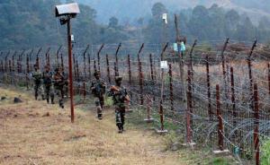 印巴军队在克什米尔地区交火,双方均称对方先发动攻击