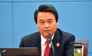 南工大法学院院长刘小冰挂职淮安中院副院长期满:依旧是书生