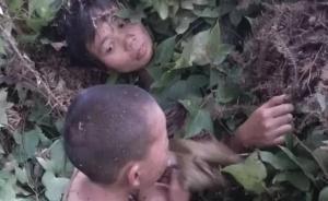 湖南绥宁:一张让人揪心的母子照片引发40余人大搜救