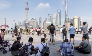 """上海今夏将现40天""""加长版""""三伏天!未来十天最高达38℃"""