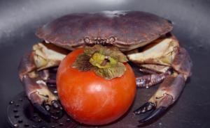 """专家:""""柿子与螃蟹不能同吃""""是错的,相克实为个人体质问题"""