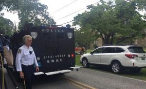 美国阿拉巴马州发生枪击事件:3人死亡,枪手在逃