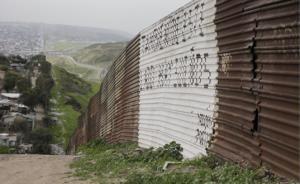 共和党铺路美墨边境墙:削减百亿美元对外援助,清除反对条款