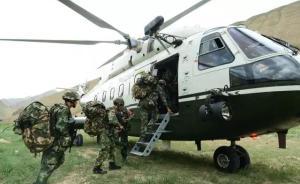 武警部队在新疆举行反恐演习:三千人参演,投入多种高新装备