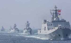 专家谈中俄首次在波罗的海联合军演:既正常又正当