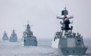 中俄舰队在波罗的海军演,俄专家:对北约太平洋军演对等回应