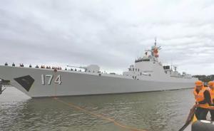 中俄首次波罗的海军演拉开帷幕,外媒称意义非同寻常