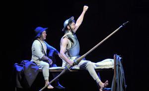 以色列人用一部戏的篇幅回答:这世界要堂吉诃德何用