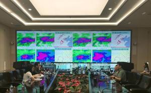 """西太平洋台风""""组团""""生成,却因强度小难降长江流域高温"""