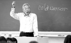 黄福海:回忆陆谷孙先生