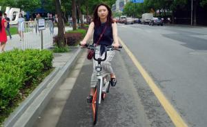 上海骑行里程最长共享单车的一天