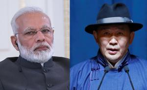 """印度急迫邀蒙古国新总统到访,专家:印想要""""围魏救赵"""""""